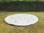 Afdekhoes trampoline Akrobat Flat to the Ground 365 cm