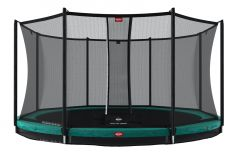 BERG InGround Favorit 430 trampoline + net