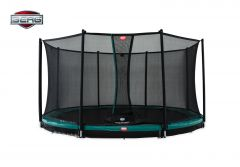 BERG InGround Favorit 380 trampoline + net