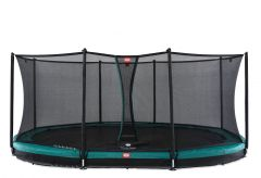 BERG Inground Grand Favorit 520 trampoline + net