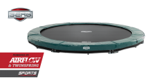 BERG Elite InGround trampoline 380