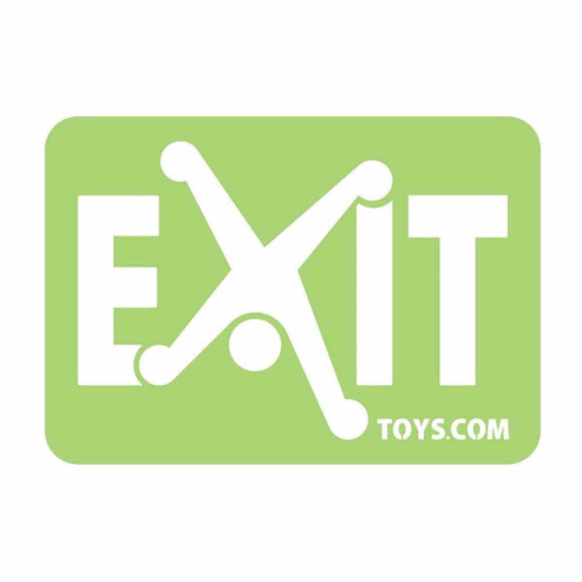 exit trampolines logo