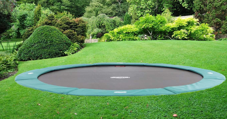 flatground berg trampoline