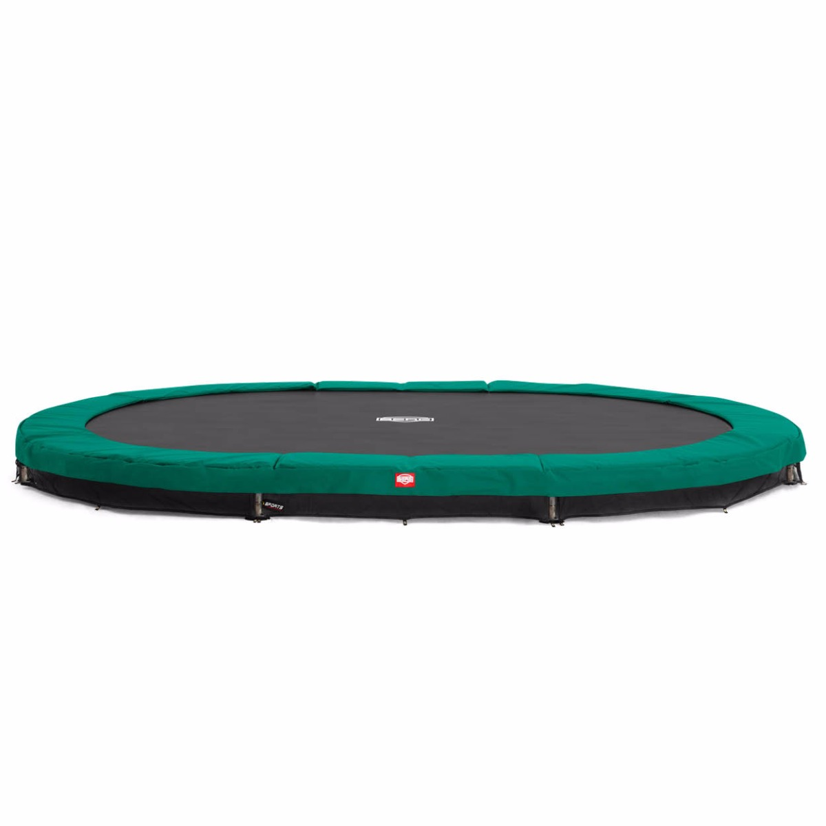ovale trampoline