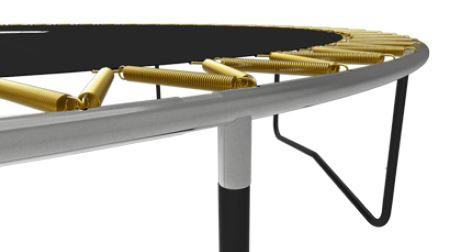 berg champion trampoline frame