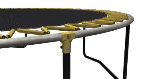 elite trampoline frame